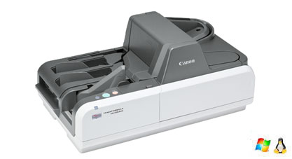Scanner Canon CR-135i