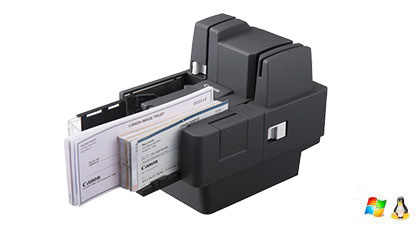 Scanner Canon CR-150