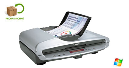 Scanner Canon DR-1210C Reconditionné